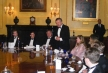 Lord Lexden speaking at the Carlton Club about the Primrose League