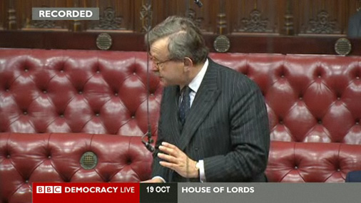 Lord Lexden's speech in the House of Lords on Northern Ireland