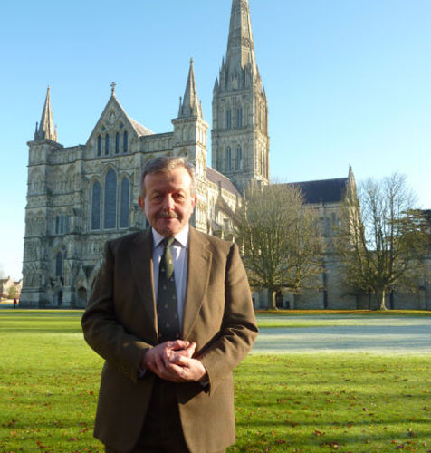 Lord Lexden visits Salisbury