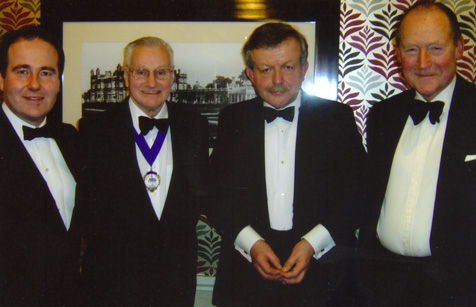 Lord Lexden at the Peel Society Annual Banquet